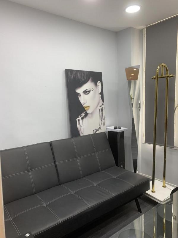 Rental empty room/storage Paris 2ème 1300€ CC - Picture 1