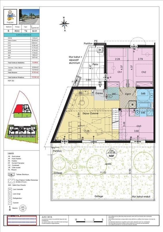 Vente de prestige maison / villa Les issambres 589400€ - Photo 3
