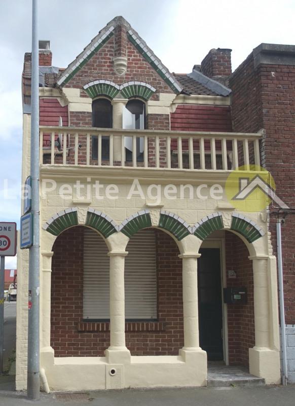 Vente maison / villa Allennes les marais 122900€ - Photo 1