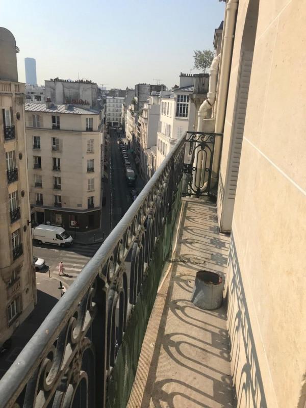 Rental apartment Paris 7ème 5700€ CC - Picture 2