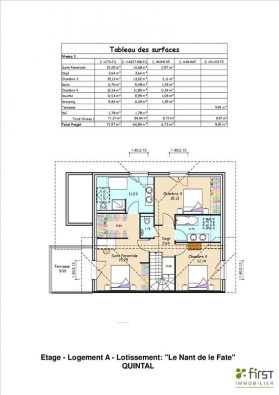 Immobile residenziali di prestigio casa Quintal 595000€ - Fotografia 3