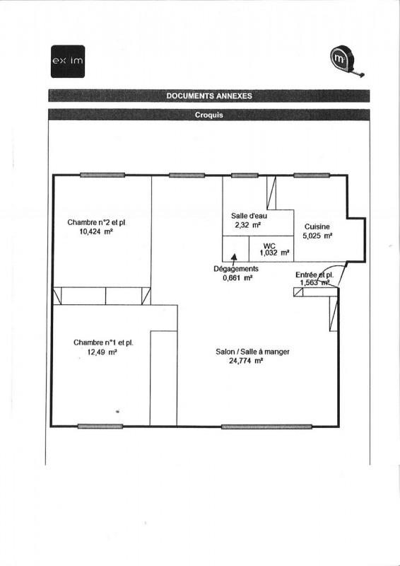 Rental apartment Champigny sur marne 918€ CC - Picture 9