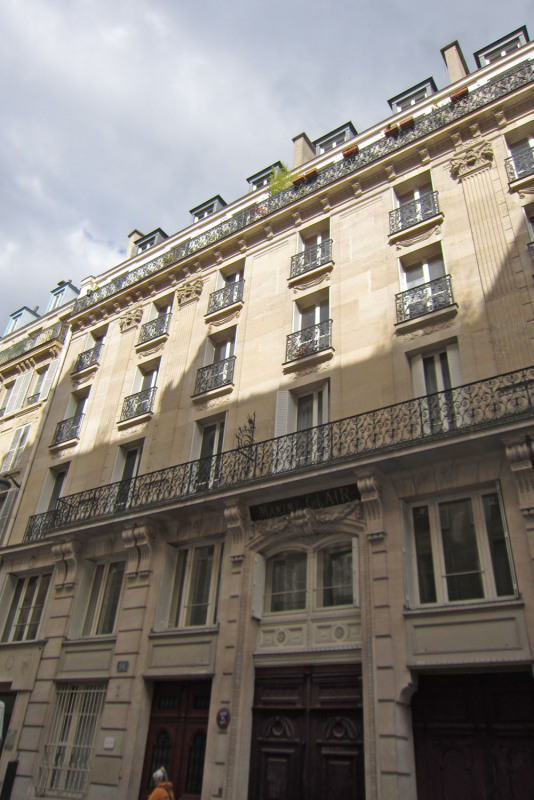 Location bureau Paris 10ème 4 380€ HC - Photo 1