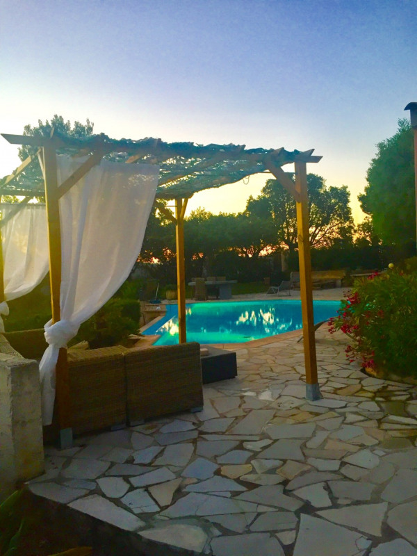 Vacation rental house / villa Les issambres 1770€ - Picture 3