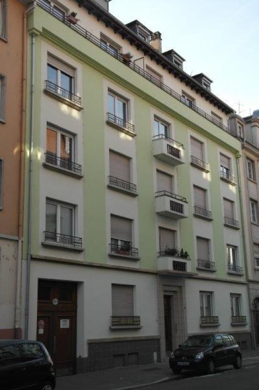 Rental apartment Strasbourg 890€ CC - Picture 1