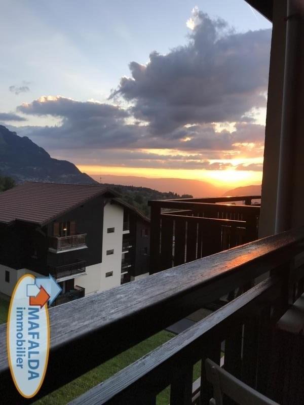 Rental apartment Mont saxonnex 380€ CC - Picture 5