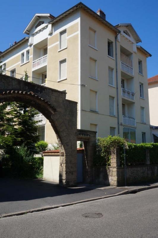 Sale apartment Vienne 85000€ - Picture 1