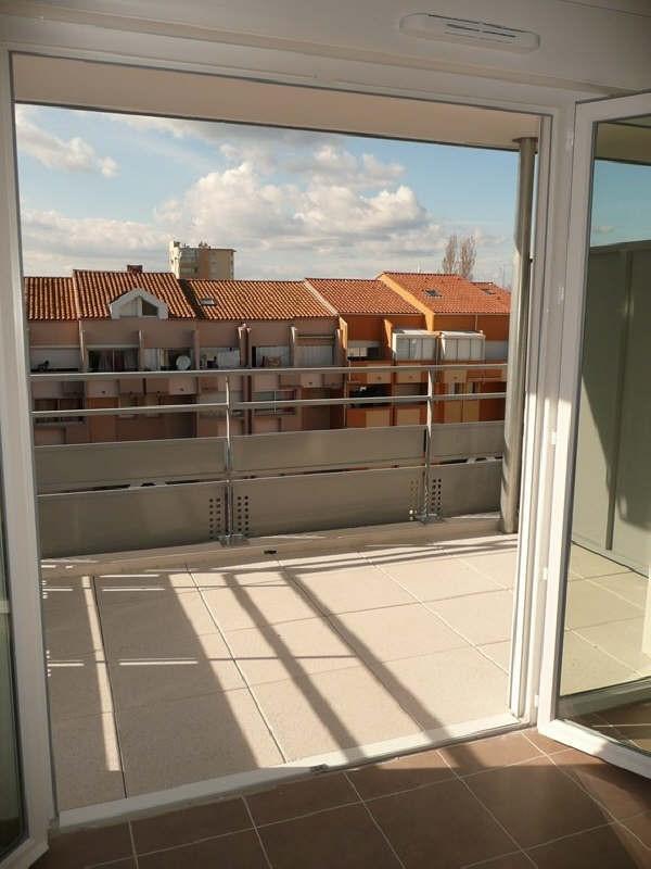 Location appartement Sete 571€ CC - Photo 1
