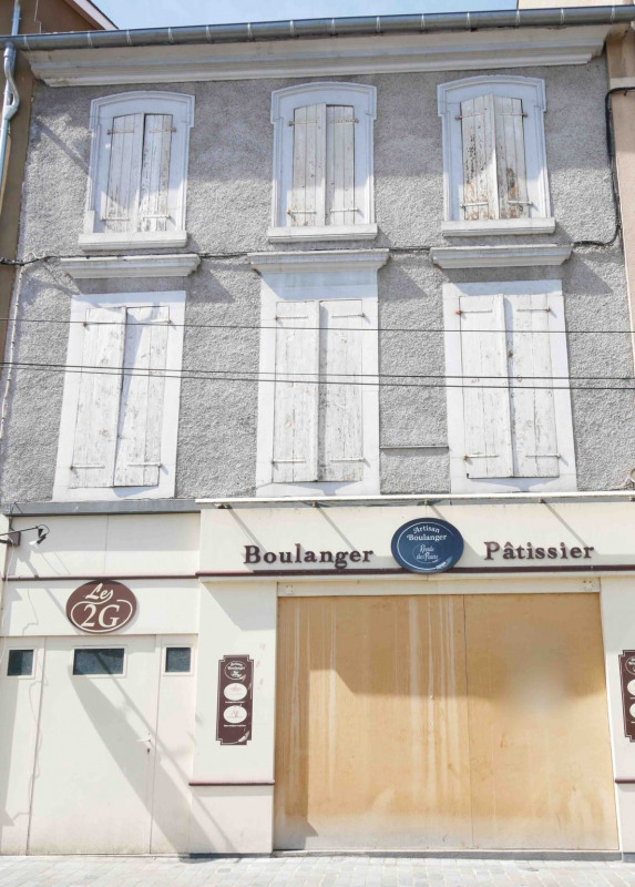 Sale building Tarbes 159000€ - Picture 1