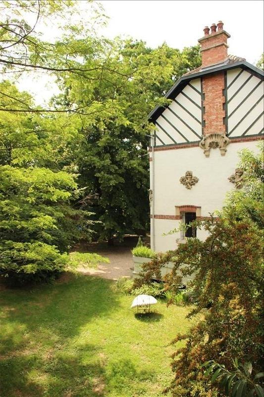 Deluxe sale house / villa Le vesinet 1660000€ - Picture 2