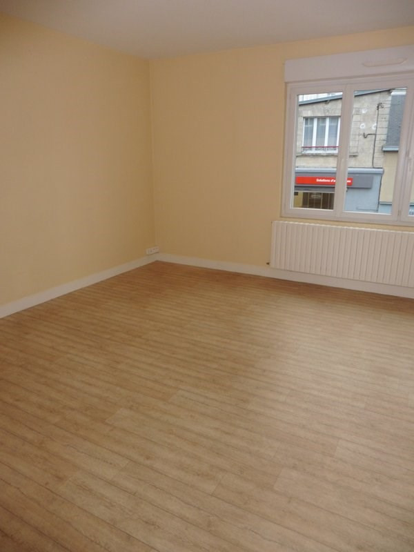 Rental apartment Coutances 411€ CC - Picture 1
