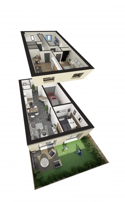Sale house / villa L hermitage 290940€ - Picture 3