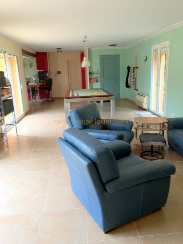 Vitalicio  casa Pourrières 95000€ - Fotografía 6