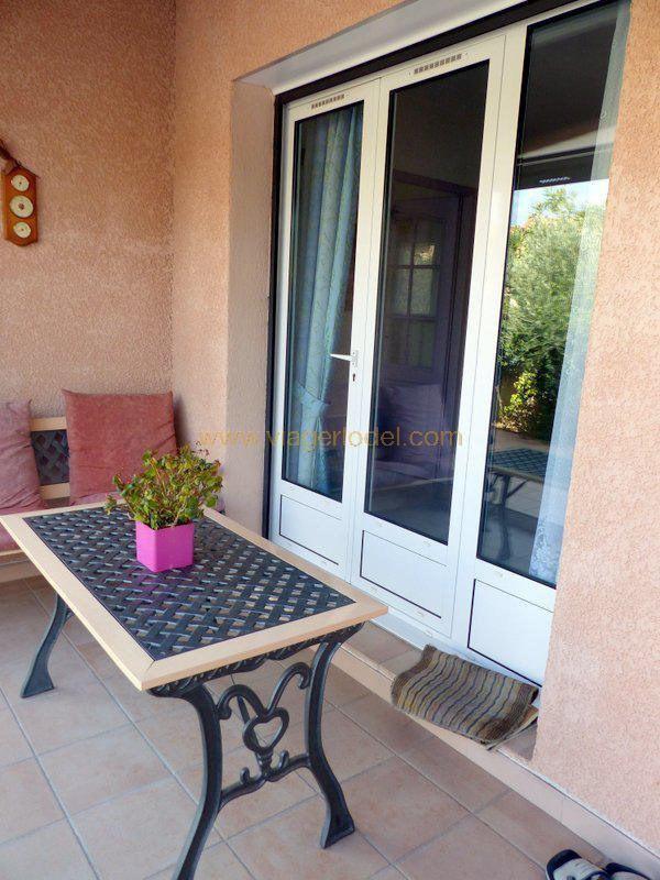Vendita nell' vitalizio di vita casa Fleury 66000€ - Fotografia 4