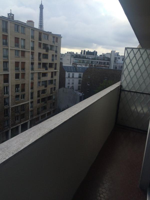 Location appartement Paris 16ème 1165€ CC - Photo 1