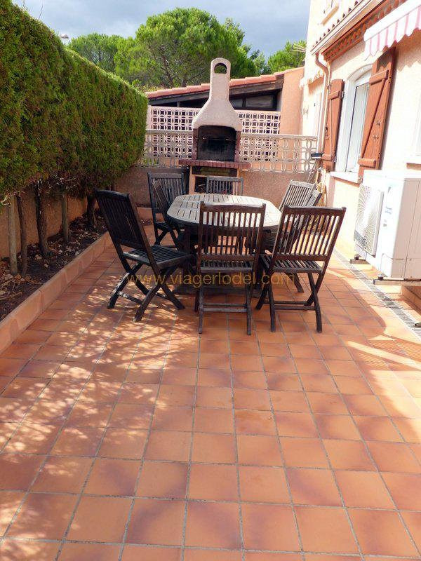 Life annuity house / villa Fleury 66000€ - Picture 3