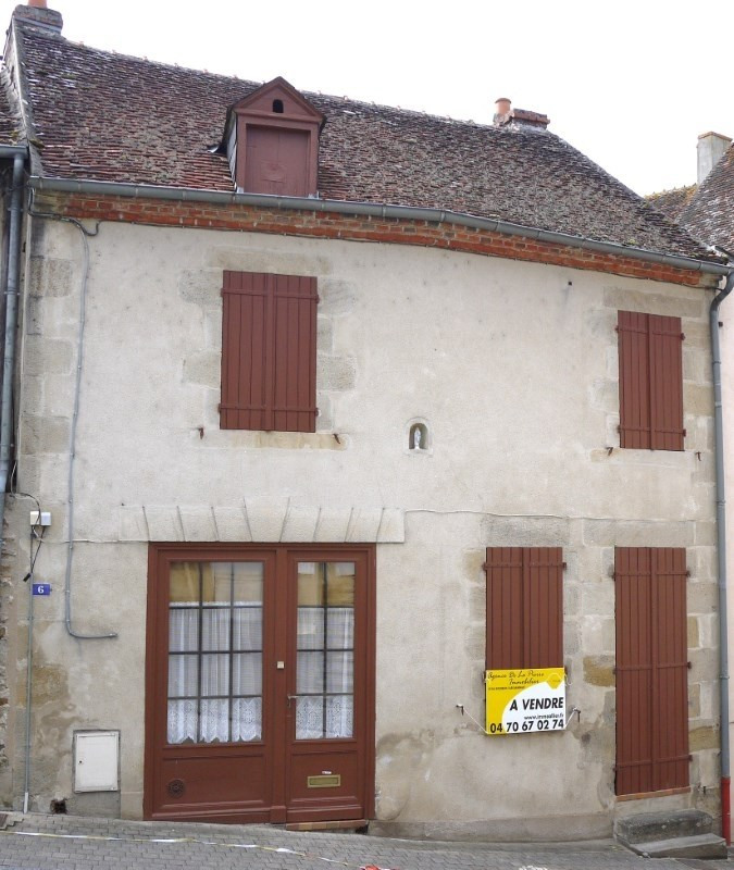 Sale house / villa Bourbon l archambault 64 000€ - Picture 1