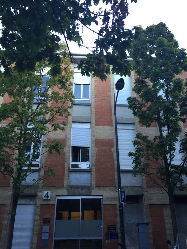 Location appartement Toulouse 502€ CC - Photo 1