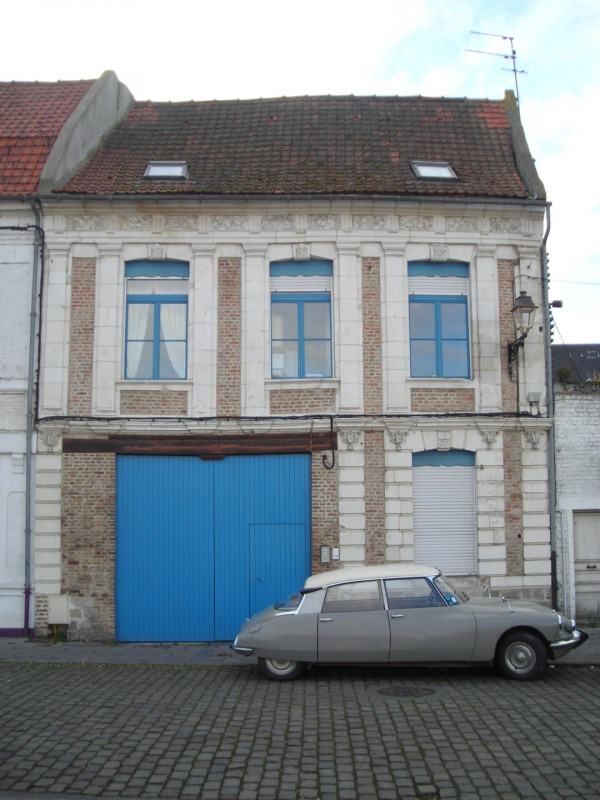 Rental apartment Aire sur la lys 365€ CC - Picture 1
