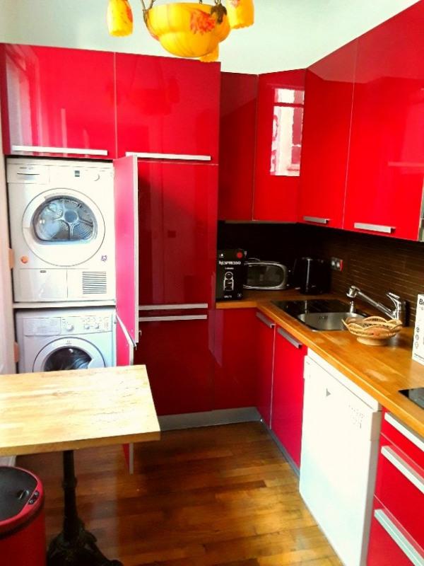 Rental apartment Paris 8ème 2200€ CC - Picture 4