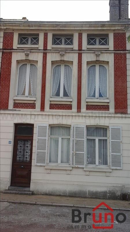 Vente maison / villa Crecy en ponthieu 95 000€ - Photo 1