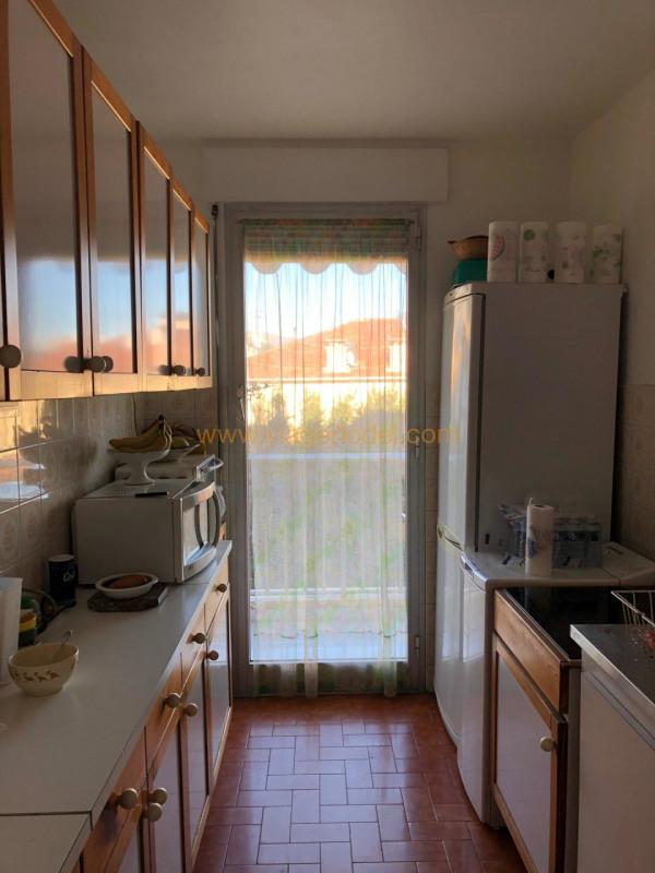 Viager appartement Beausoleil 321000€ - Photo 2