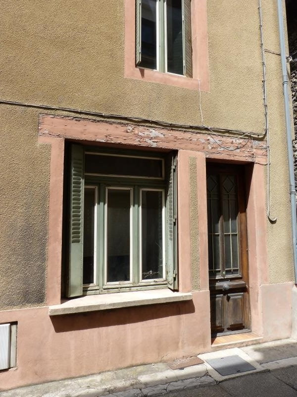 Vente maison / villa St vallier 49 000€ - Photo 3