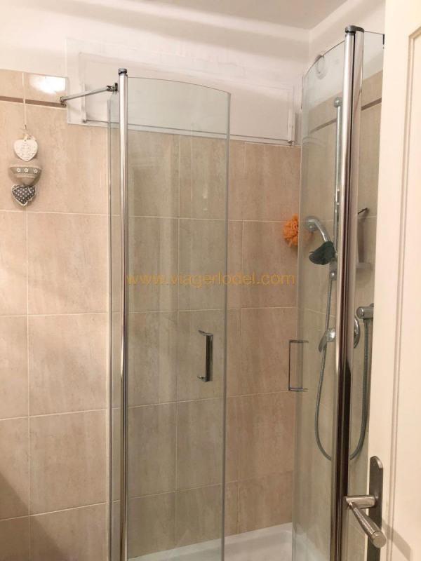Vendita nell' vitalizio di vita appartamento Menton 297500€ - Fotografia 14