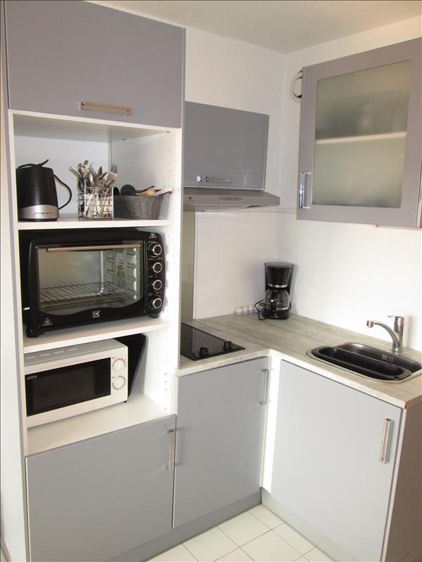 Vente de prestige appartement Balaruc les bains 102000€ - Photo 3