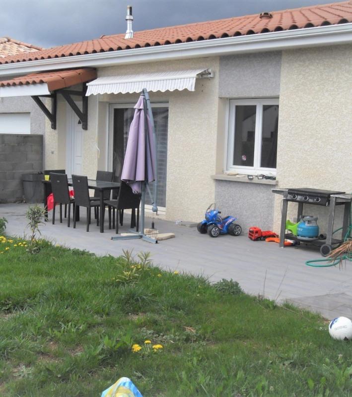 Jolie villa plain-pied - 4 pces - 86 m²