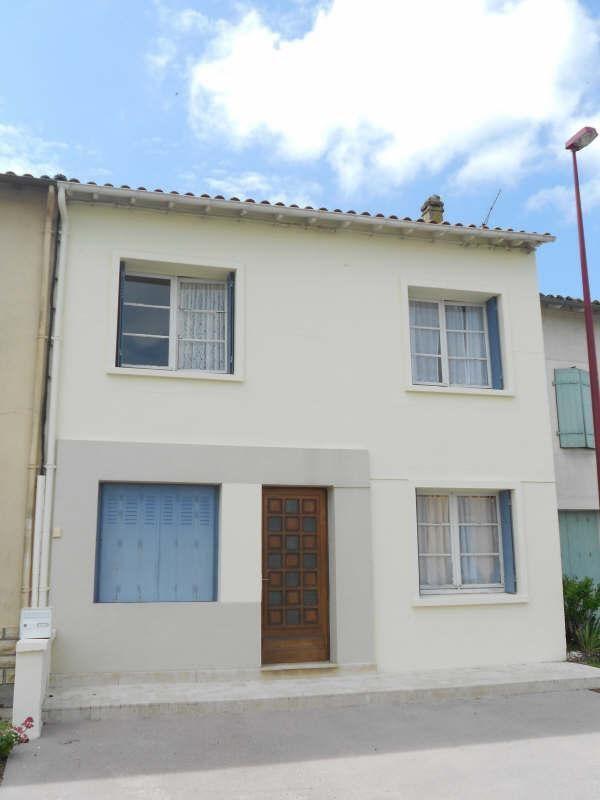 Sale house / villa Aigre 77000€ - Picture 1