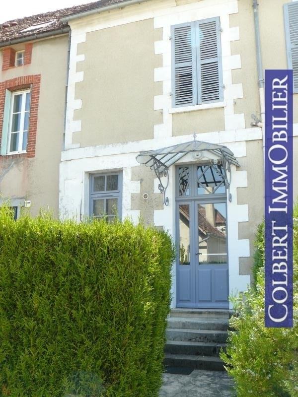 Location appartement Seignelay 580€ CC - Photo 1