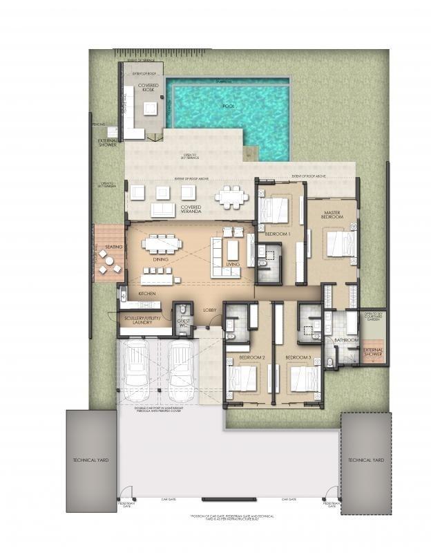 Sale house / villa Haute rive 1260000€ - Picture 5