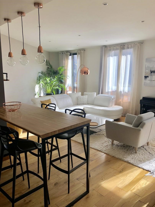 Vente appartement Clichy 750000€ - Photo 2