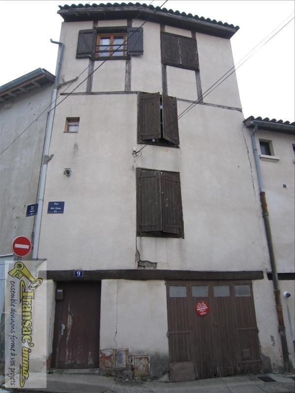 Vente maison / villa Thiers 18000€ - Photo 1