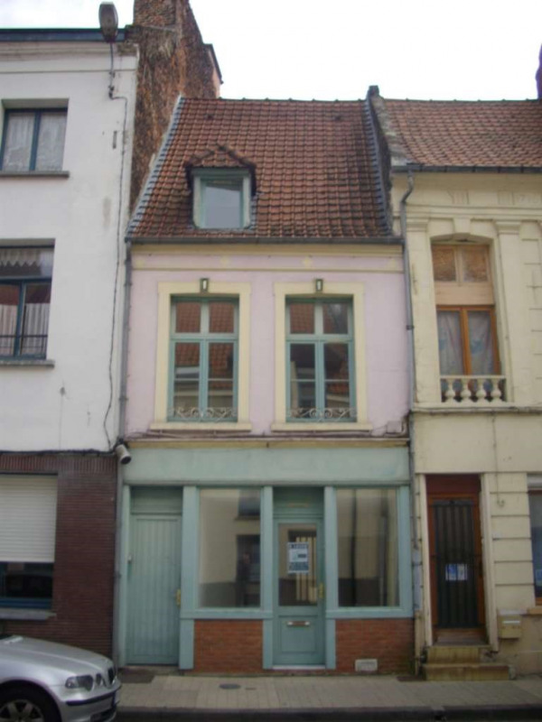 Location maison / villa Aire sur la lys 600€ CC - Photo 1