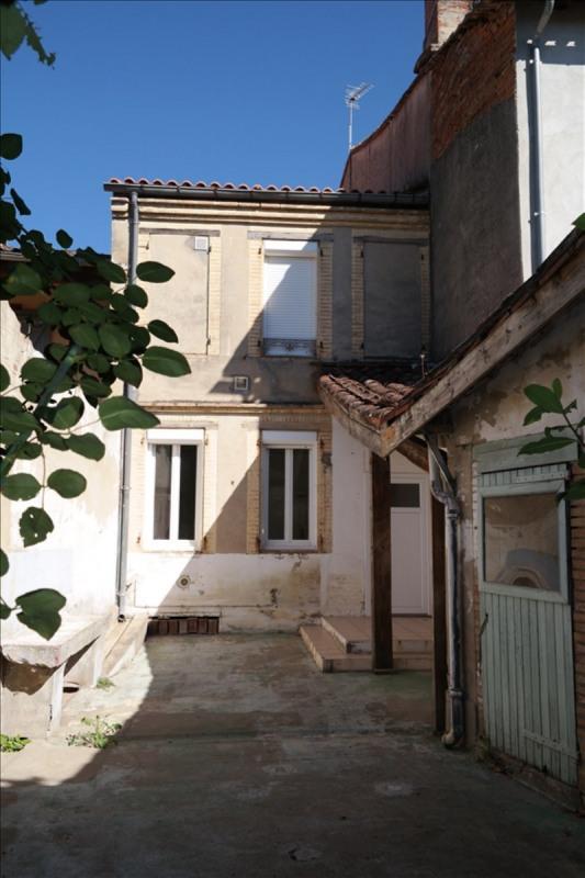 Sale house / villa Grisolles 132000€ - Picture 1