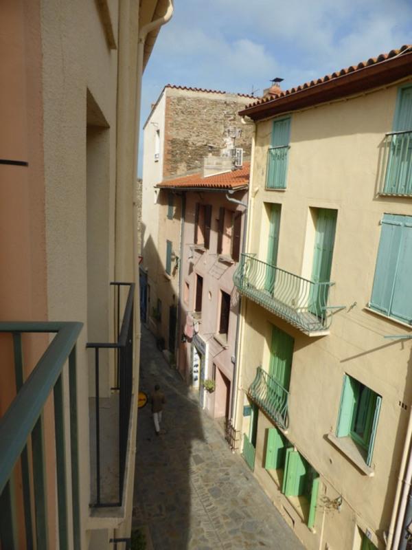 Alquiler vacaciones  apartamento Collioure 255€ - Fotografía 7