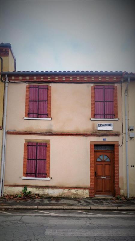Vente maison / villa Villefranche d'albigeois 88000€ - Photo 1