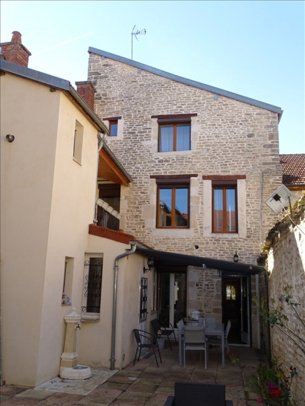 Vente maison / villa Centre ville chatillon s/s 160 000€ - Photo 1