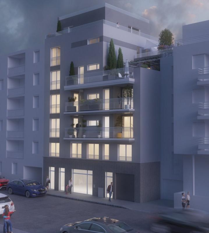 Sale apartment Lyon 3ème 343000€ - Picture 2