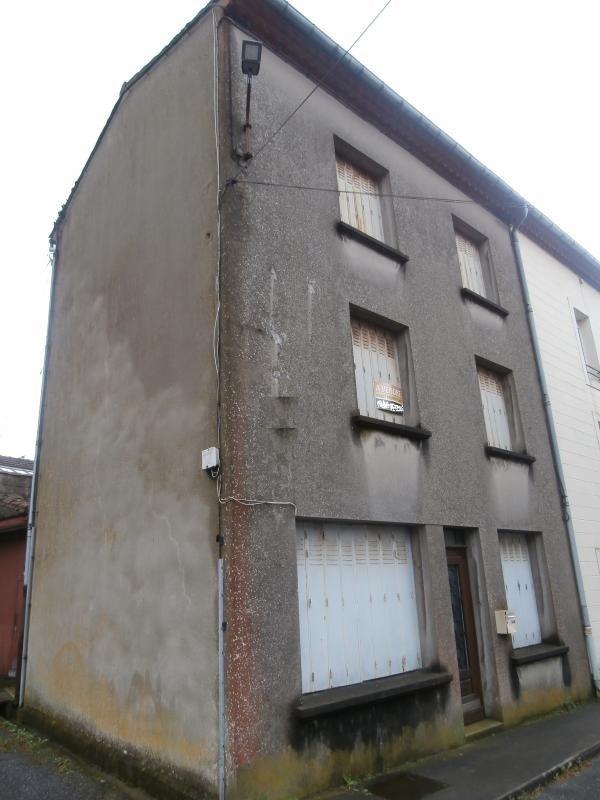 Sale house / villa Labastide-rouairoux 50000€ - Picture 1