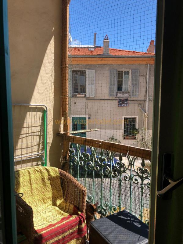 Vitalicio  apartamento Menton 51500€ - Fotografía 2