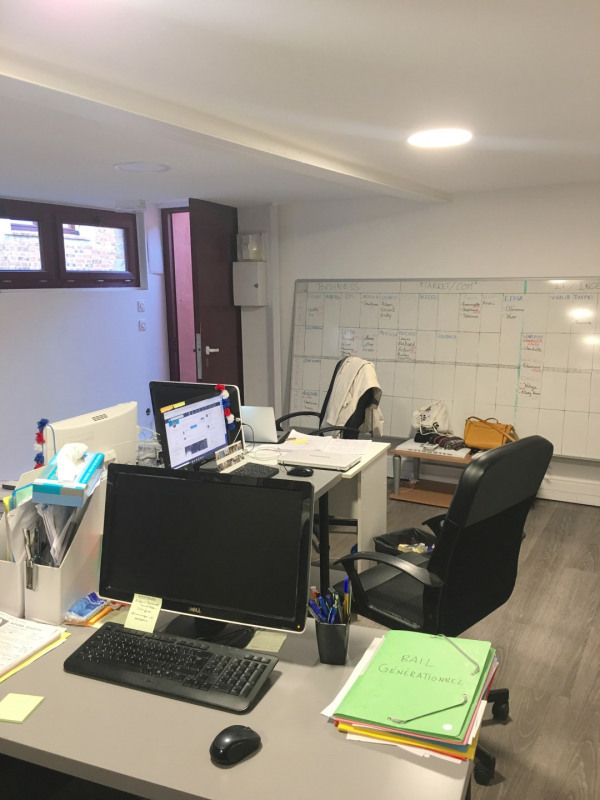 Rental office Montreuil 930€ CC - Picture 6
