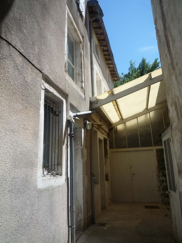 Location maison / villa St maixent l ecole 548€ CC - Photo 1