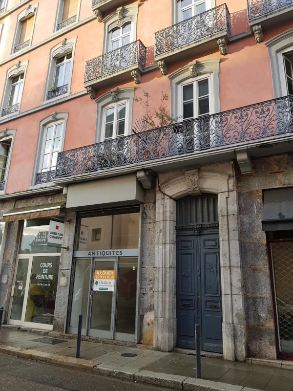 Location boutique Grenoble 520€ CC - Photo 1