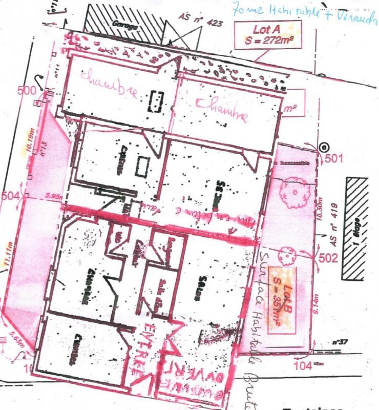 Vente maison / villa Villepinte 235000€ - Photo 15