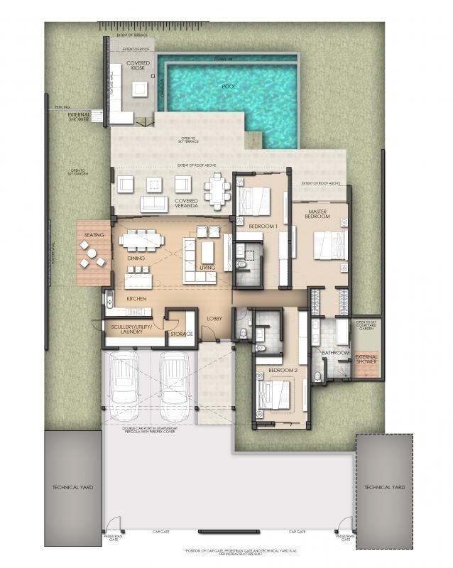 Deluxe sale house / villa Haute rive 1200000€ - Picture 5
