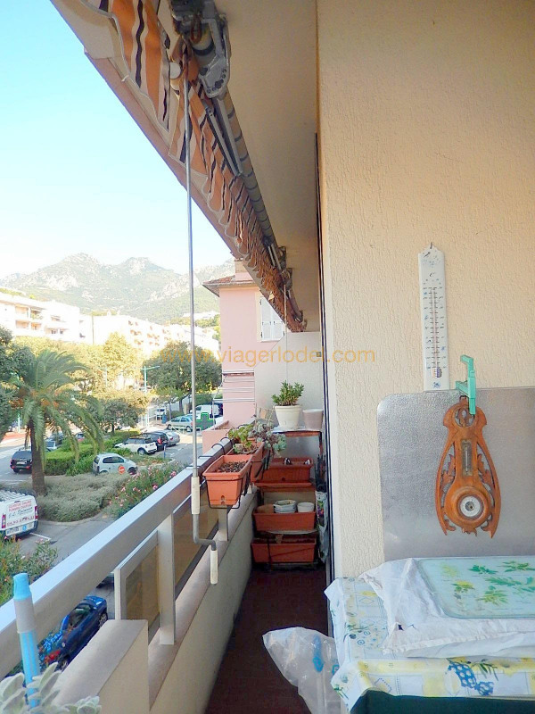 Viager appartement Menton 90 000€ - Photo 4