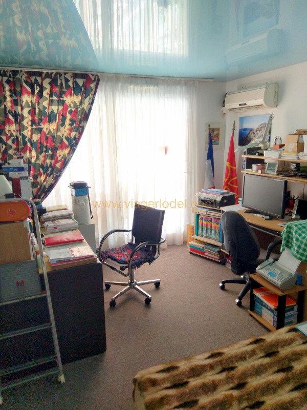 Viager appartement Lattes 130000€ - Photo 7